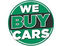 SELL US YOUR OLD AND UNWANTED CAR - 07905619525