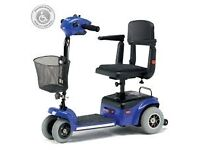 Shoprider car boot type small mobility scooter ( 4 wheels ) CAN DELIVER IN 20 MILES £240 Swindon.