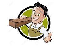Carpenter & Joiner Carpentry & Joinery & plumber Handyman