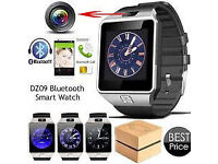 camera DZ09 smart watch sim card £25 each 2 for £40 and headphones..available