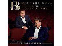 Alfie Boe & Michael Ball Manchester Apollo Tuesday 13 December