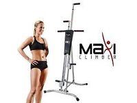 Maxi Wall Climber Exercise Machine
