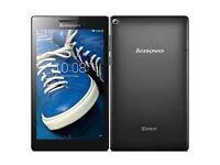 Lenovo Tab 2 - A7 7 Inch 8GB Wi-Fi Android Tablet - Purple/Black