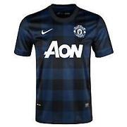 Manchester United Shirt Rooney