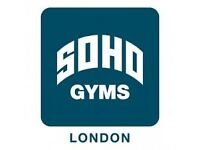 Soho Gyms are looking for an Assistant Manager at the London Camden branch