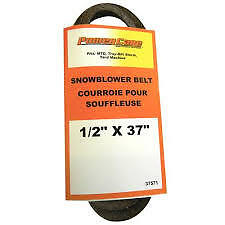 Snowblower Belt - Drive/Auger
