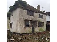 Property WANTED - Houses - Flats - Pubs Any Condition