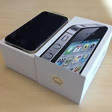 Black iPhone 4S 16 Gb Brand New Unlocked
