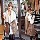 Cream Fur Gilet