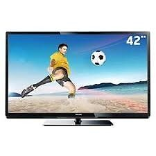 """42"""" tv,very good working,selling it for £100 , 3 months guaranteed."""
