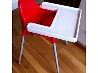 BABY HIGH CHAIR SPECIAL DISCOUNTED PRICE THIS WEEK SALE CHECK IT OUT CHEAP