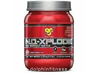 BSN NO XPLODE 1KG ALL FLAVORS FREE DELIVERY LOW COST