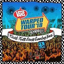 Selling one 2018 Final Warped Tour (TORONTO) ticket