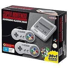 Nintendo SNES Brand New
