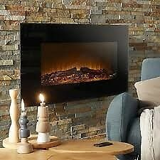 WALL HUNG ELECTRIC WALL FIRE
