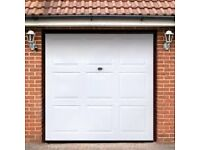 Garage door repairs, From up & over canopy and sectional doors to roller shutter doors.