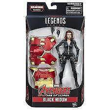 MARVEL LEGENDS Avengers Age of Ultron - Black Widow New in Box