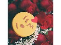 IPHONE / SAMSUNG EMOJI IPHONE LOVESTRUCK KISS POWER BANK 2600 MAH