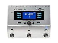 Tc helicon play electric effects pedal
