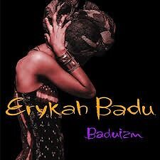 ERYKAH BADU **20 YEARS OF BADUIZM ANNIVERSARY TOUR** SOLD-OUT LONDON SHOW FRIDAY 7TH JULY 2017