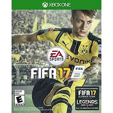 Fifa 17 Brand New Sealed for Xbox One.