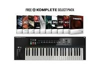 Native Instruments Komplete Kontrol S61 NEW