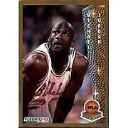 1992 Fleer Michael Jordan