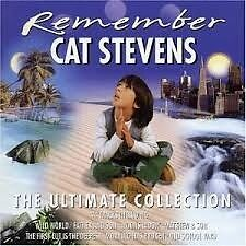 REMEMBER-CAT-STEVENS-The-Ultimate-Collection-2011-New-and-Sealed