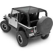 Jeep Wrangler TJ Accessories