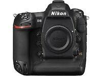 NIKON D5 Dslr Camera Body NEW!