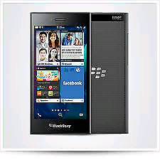 in excellent condition unlocked blackberry Leap