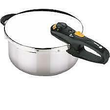 Fagor Duo 4QT Stainless Steel Pressure Cooker