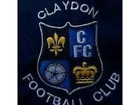 Claydon U18 Football