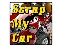SCRAP CARS WANTED BRADFORD & SURROUNDINGS