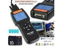 Car diagnostic computer