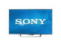 sony bravia kdl-32w706 . led smart with wifi build in; very good condition. comes with box