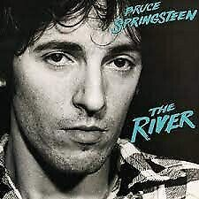 Bruce Springsteen. The River Vinyl record (Double)