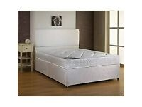 ALL UK SIZED DIVAN BEDS HALF PRICE FREE DELIVERY