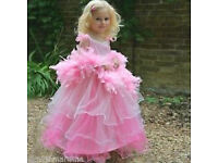 Brand New Princess Dresses Made By Travis Design- Size 6-8 Years