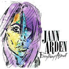 Jann Arden-Everything Almost cd(like new!)