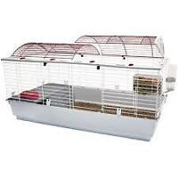 Living world Rabbits cage