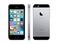 Apple iPhone SE Space Grey 32GB -Any Network - Come and Buy in Confidence!!