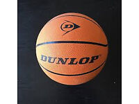 dunlop basket ball
