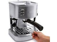 Delonghi 2 Cup Espresso Coffee Machine Maker - 15 Bar
