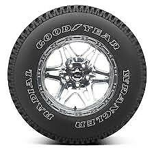 4 NEW 235/75R15 GOODYEAR WRANGLER RADIAL ALL TERRAIN OWL 235 75 15