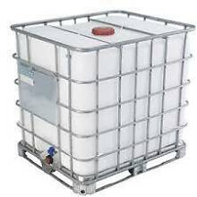 IBC 1000 litre tank suitable for aquaponics, fire fighting etc Guildford Swan Area Preview