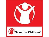 Full Time Charity Street Fundraiser in LONDON for Save The Children - £10.50 ph starting rate! F