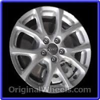 """ONE 18"""" Stock Alloy Rim for 2014 Jeep Cherokee"""