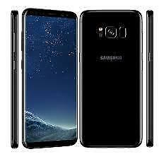 Brand New Samsung Galaxy S8+ SM-G955FD model Unlocked Smartphone