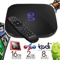 G box-Q movie/show streaming device